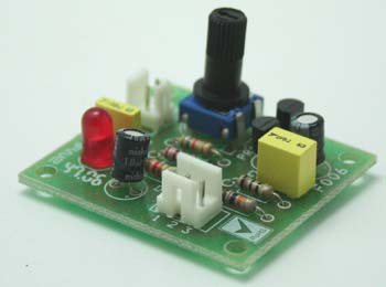 LASER DIODE DRIVER PIC