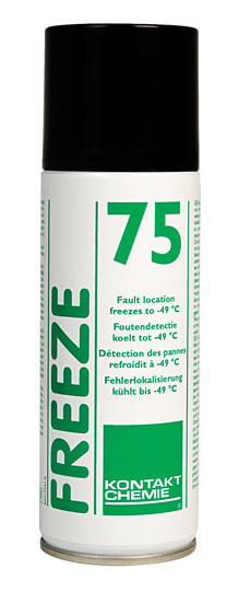 Freeze 75 – and you have a temperature under control