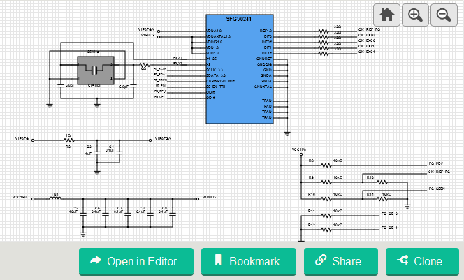 PCI-Express Clock Generator