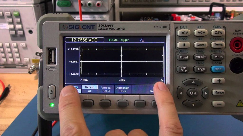 Siglent SDM3055 5.5 Digit Bench Multimeter Review