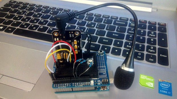 How to use a Serial Voice Recognition Module