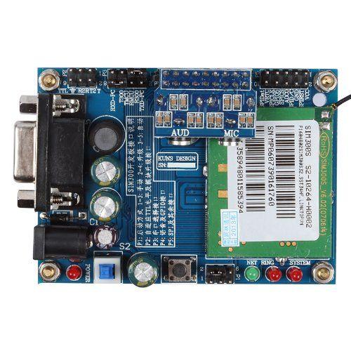 Arduino with GSM and PIR Sensor