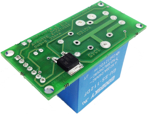 Current Limited Relay Driver