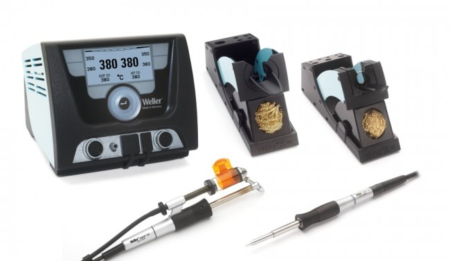 Top-level Weller soldering stations for even better prices