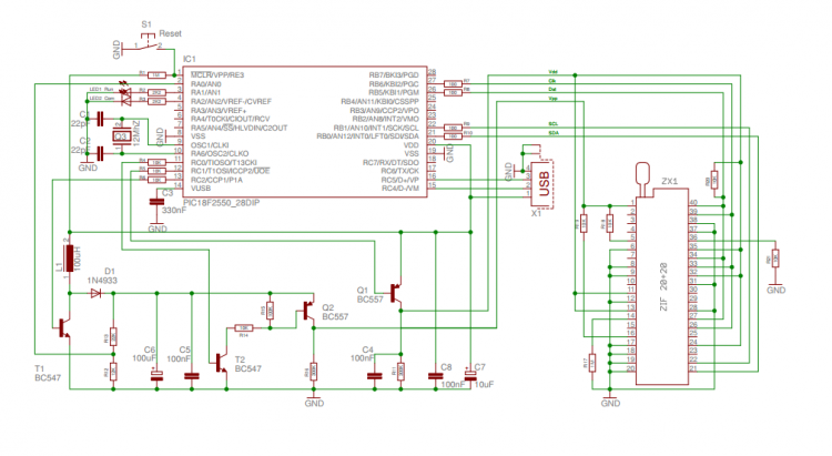 Pic16f877a Pin Diagram Description Ebook
