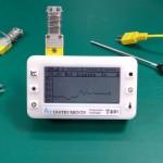 T400 Temperature Datalogger Prototype