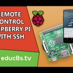 Raspberry Pi tutorial: Use SSH to in order to remote control your Raspberry Pi