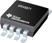 DRV8871 – 3.6A Brushed DC Motor Driver