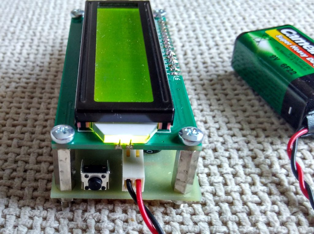 FreqCounter(16F628A,LCD,7)