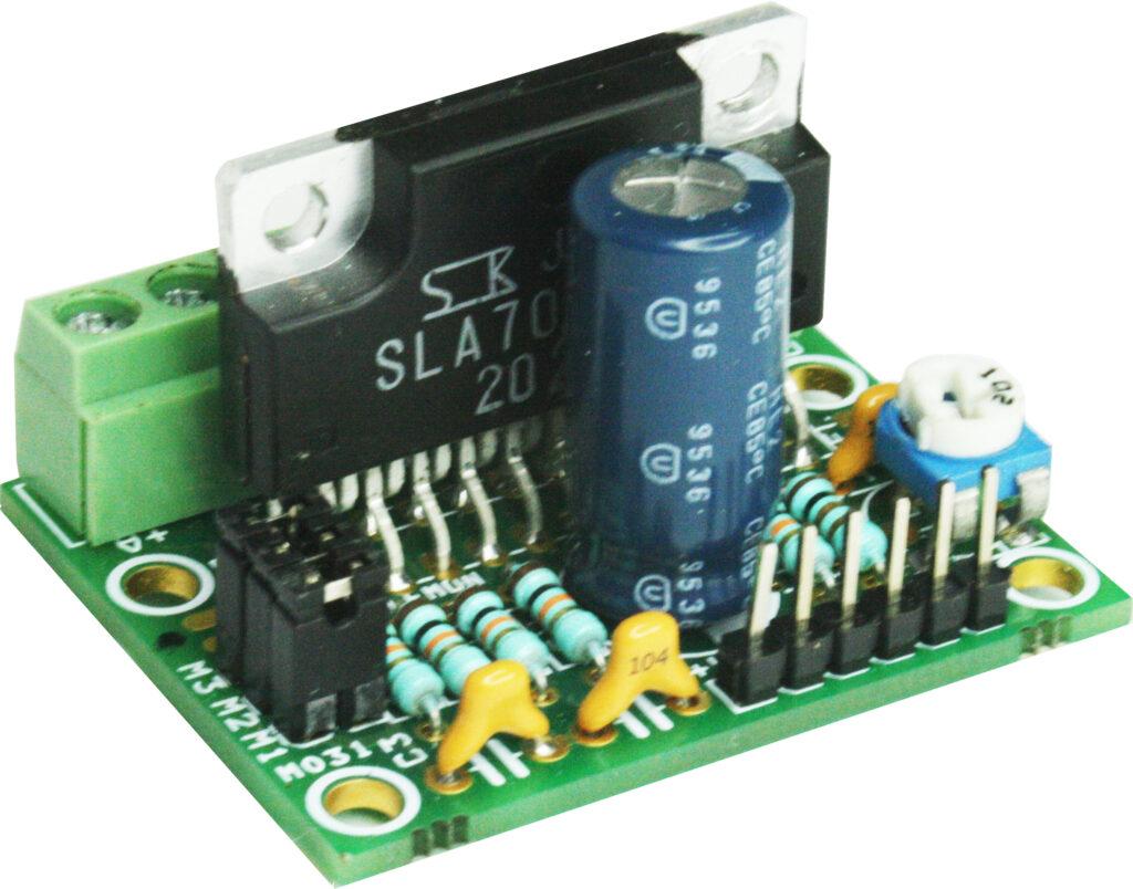 4a Bipolar Stepper Motor Driver Based On Lv8727e Electronics Lab Control 3a Unipolar