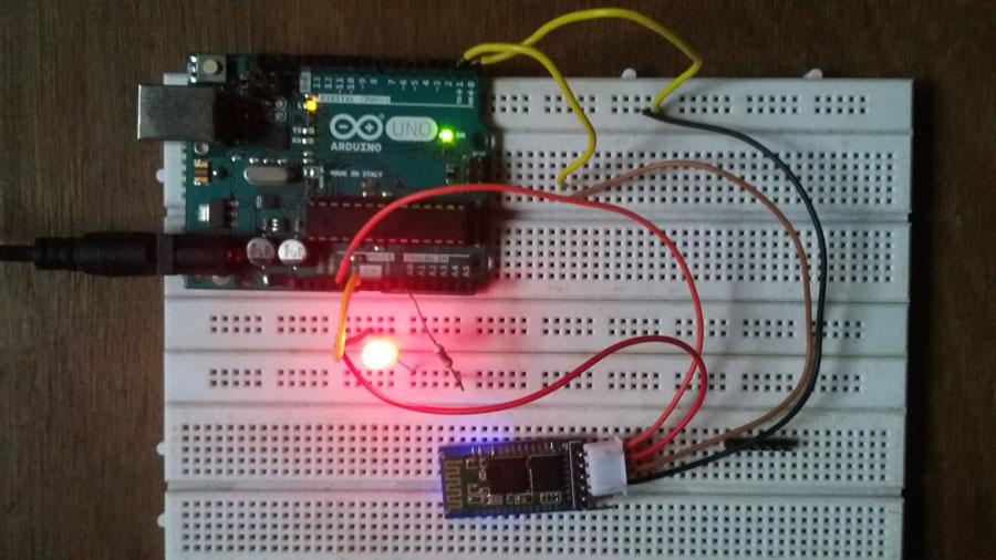 Bluetooth enabled Door locker using Arduino - Electronics-Lab