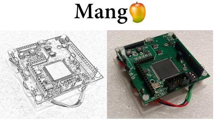 Mango: A Compact Size FPGA Research Platform