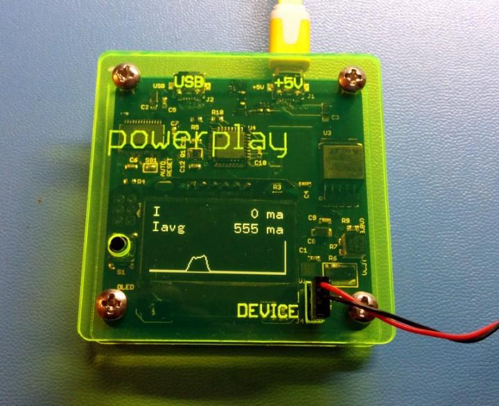 POWER PLAY – Arduino based smart power monitors
