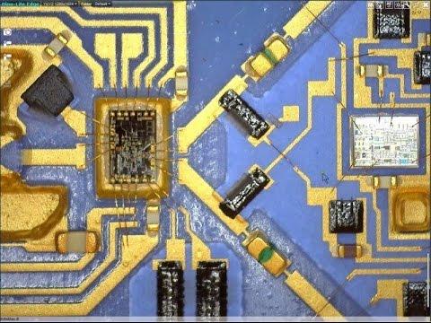 Teardown & analysis of a Keysight InfiniMax III N2802A 25GHz active probe
