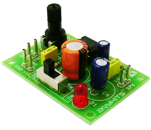 1.6W Mono Audio Amplifier