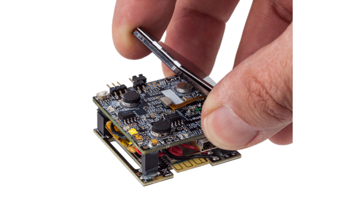 iCE40 Ultra Wearable Development Platform