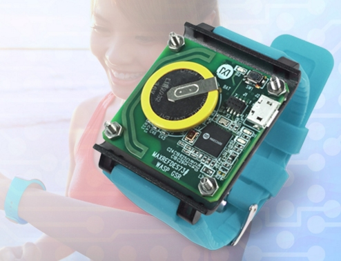 Maxim Reference Design – Wearable, Galvanic Skin Response System