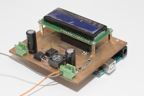 Arduino MPPT Solar Charger Shield