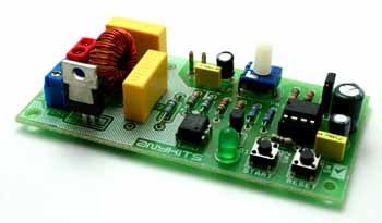 AC PWM dimmer for Arduino - Electronics-Lab