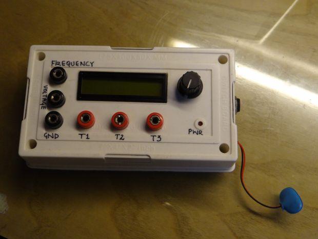 ATMEGA328 Component Tester