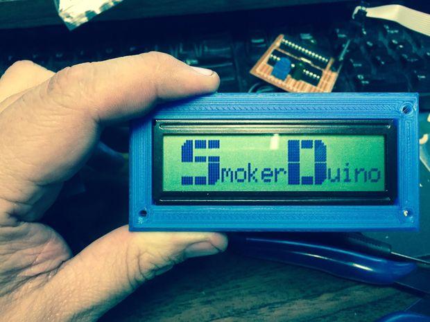 Smokerduino – Arduino Smoker Controller