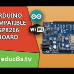 First look at the WeMos D1 Arduino compatible ESP8266 Wifi Board