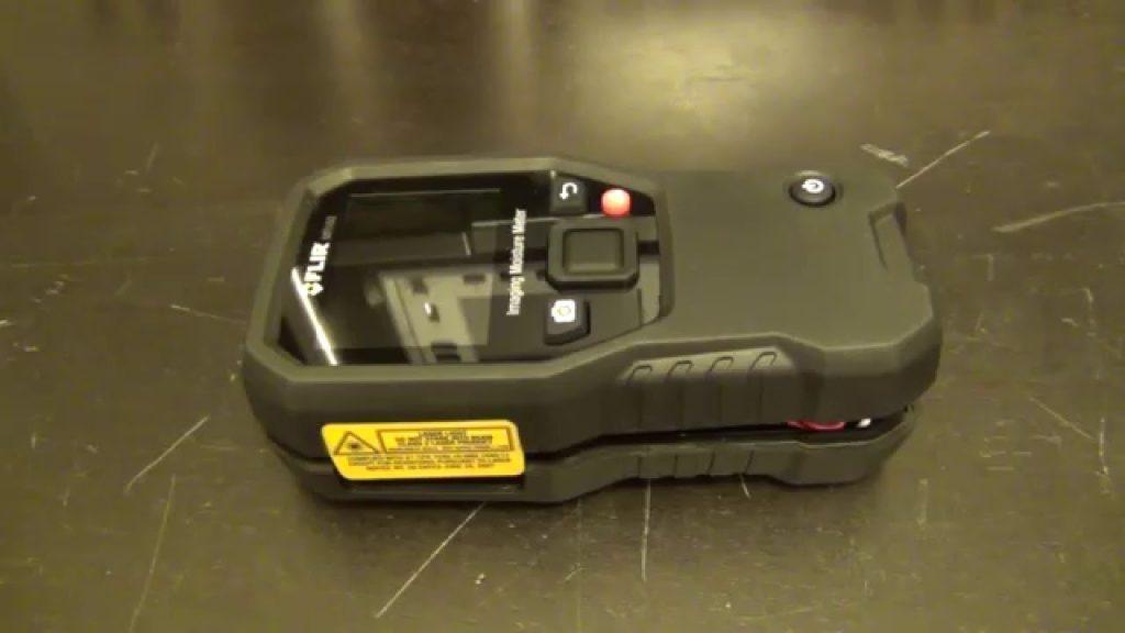 FLIR MR160 Thermal Imaging & Moisture Meter Review, Teardown & Experiments