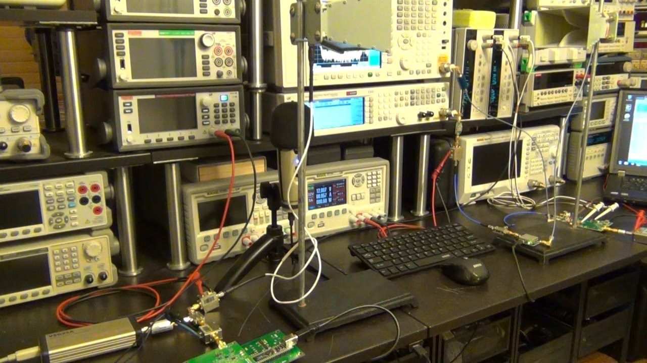 Keysight EXA Signal Analyzer / Spectrum Analyzer Review, Teardown & Experiments