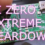 Raspberry Pi Zero Extreme Teardown