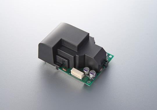 Air quality sensor detects microscopic pollutants
