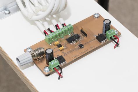 PWM dimmer for LED lighting