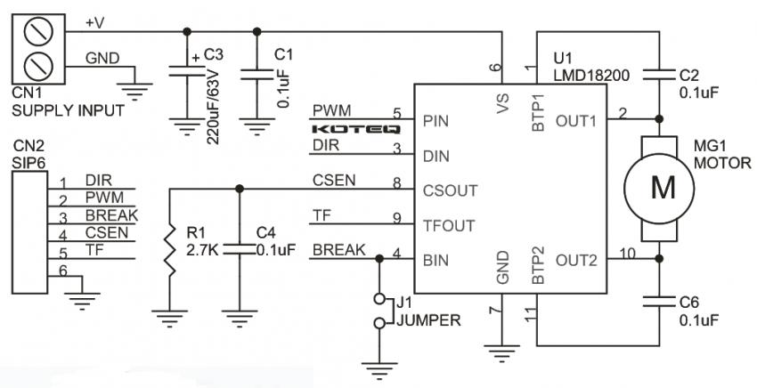 LMD18200_Module_sch