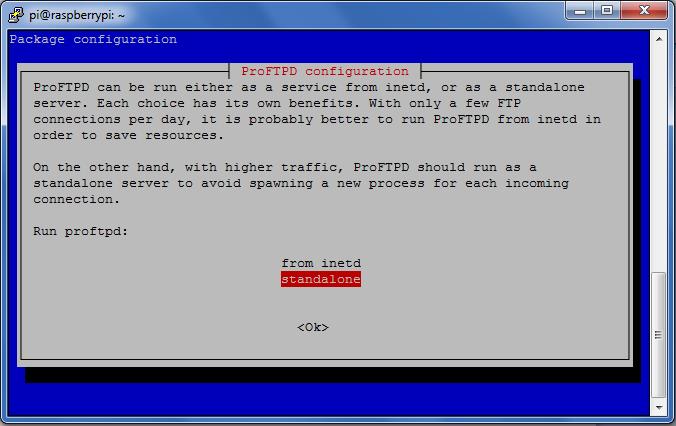 How to Set Up a Raspberry Pi FTP Server