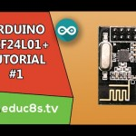 Arduino NRF24L01 Wireless Tutorial with Arduino Uno