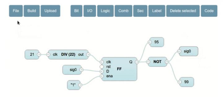 Icestudio – Open Source Graphical FPGA Programming