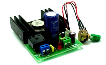 5A Adjustable Regulated Power Supply