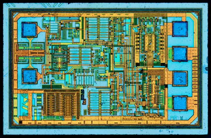 ST TS951 - 3 MHz BiCMOS R2R OPAMP - Electronics-Lab