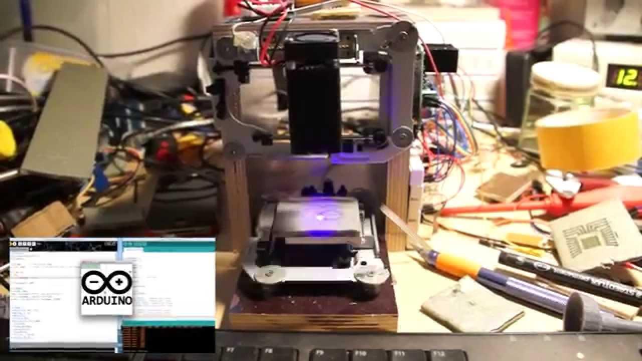 Control Nema Stepper Motor With Arduino - Electronics-Lab