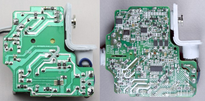 Counterfeit Macbook charger teardown