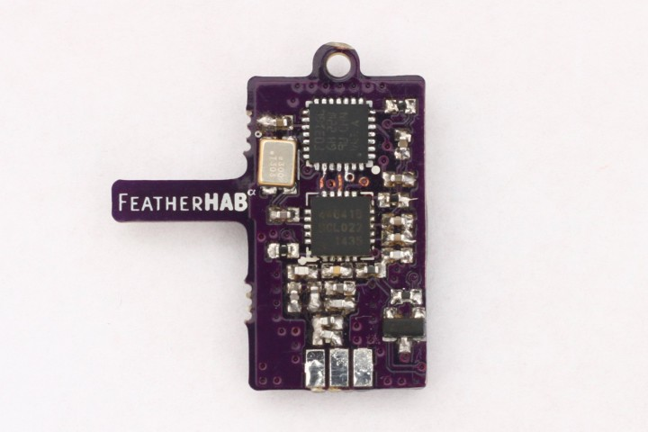 FeatherHAB (Balloon Tracker) Firmware & Hardware Source Released