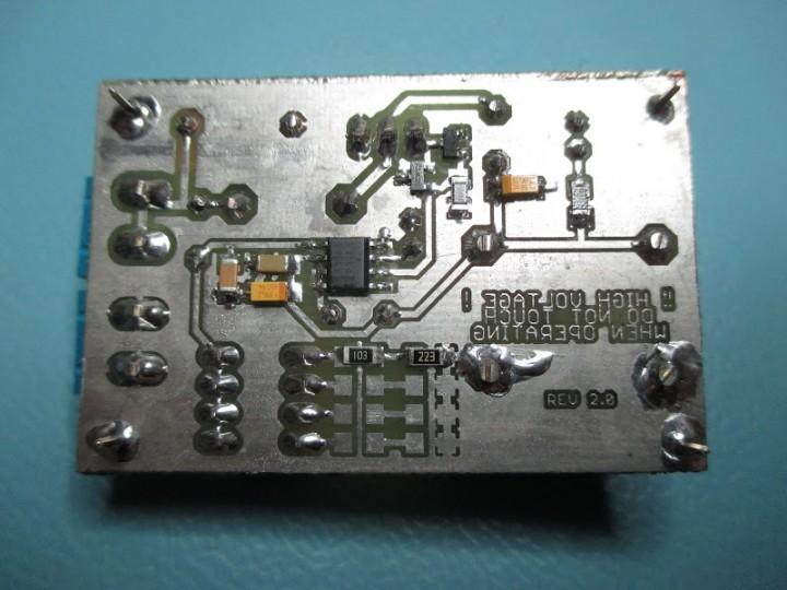 5V to 400V DC-DC converter