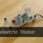 Piezoelectric motor demo
