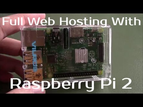 Raspberry Pi 2 Web Hosting – Full Email Server & Web Server