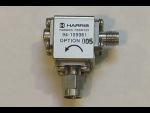 RF Isolator: Teardown and Experiments