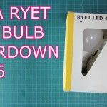Ryet IKEA LED Bulb teardown