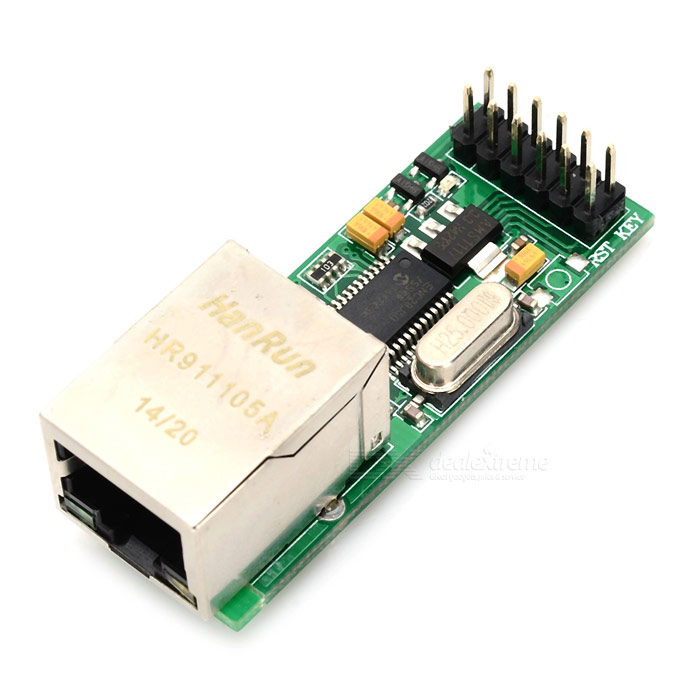 How to Implement Embedded Ethernet