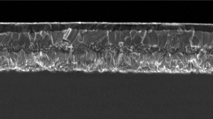 21.1% efficiency with Perovskite solar cells