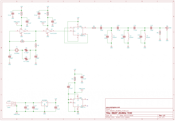rtl sdr schematic with 28 8mhz Tcxo With 1ppm Stability on Kenwood Ts 2000 1st If Tap For Panadapter moreover Review as well Beaglebone Black Block Diagram together with Doorbell Circuit Diagram additionally Schematic For.