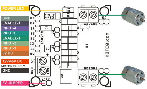 L298-DUAL-DC-MOTOR-MODULE-CONNECTIONS