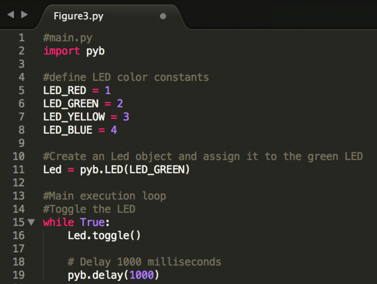 Getting Started with Micro Python